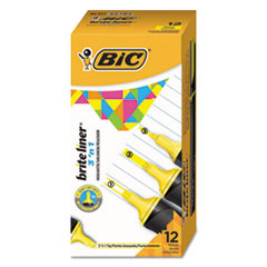 BIC® Brite Liner® 3 'n 1 Highlighters Thumbnail