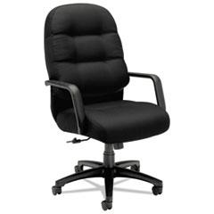 HON® Pillow-Soft® 2090 Series Executive High-Back Swivel/Tilt Chair