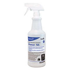 Diversey™ Glance NA Spray Bottle, 32 oz, Clear, 12/Carton