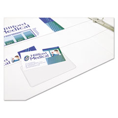 Avery® Self-Adhesive Business Card Holders Thumbnail