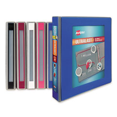 Avery® UltraLast® Heavy-Duty View Binder with One Touch Slant Rings Thumbnail