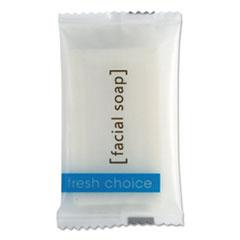 Fresh Choice™ Soap,  Bar, Flow Wrap, White, # 1 1/2, 500/Carton