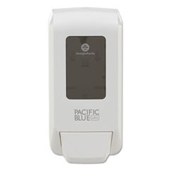 Georgia Pacific® Professional Pacific Blue Ultra Soap/Sanitizer Dispenser, 1200 mL, White