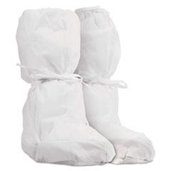 Kimtech* Pure A5 Sterile Boot Covers, White, Small/Medium, 30/Carton