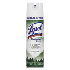 LYSOL® Brand III Lightly Scented Disinfectant Spray