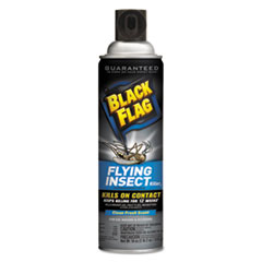 Diversey™ Black Flag Flying Insect Killer 3, 18 oz Aerosol, Fresh