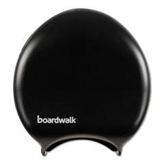 Boardwalk® Single Jumbo Toilet Tissue Dispenser, 11 x 12 1/4, Black