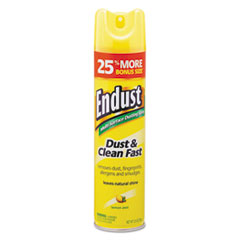Diversey™ Endust Multi-Surface Dusting and Cleaning Spray, Lemon Zest
