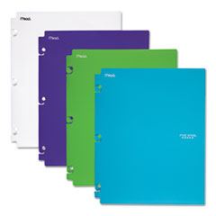 Five Star® Snap-In Plastic Folder