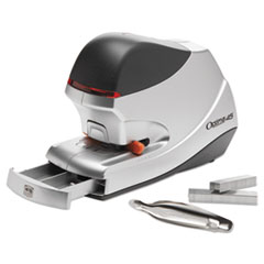 SWI48209 - Optima 45 Electric Stapler, 45-Sheet Capacity, Silver