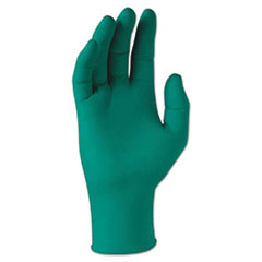 Kimberly-Clark* Spring Green Nitrile Powder-Free Exam Gloves Thumbnail