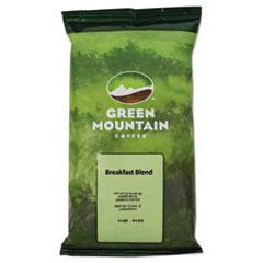 Green Mountain Coffee® Breakfast Blend Coffee Fraction Packs, 2.2oz, 100/Carton