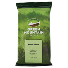 Green Mountain Coffee® French Vanilla Coffee Fraction Packs, 2.2oz, 50/Carton