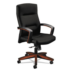 HON® 5000 Series Park Avenue Collection® Executive High-Back Knee Tilt Chair Thumbnail