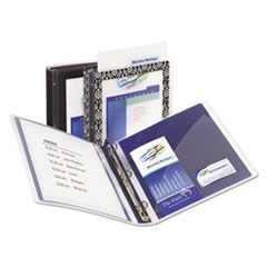 Avery® Flexi-View® Binder with Round Rings Thumbnail