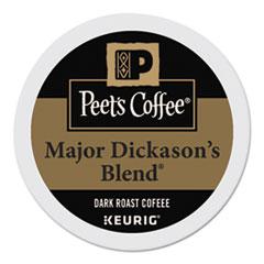 Peet's Coffee & Tea® Major Dickason's Blend K-Cups, 22/Box