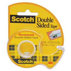 Scotch® Double-Sided Permanent Tape in Handheld Dispenser Thumbnail