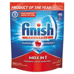 FINISH® Powerball® Max in 1® Dishwasher Tabs