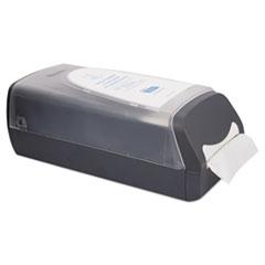 Cascades PRO Tandem Countertop Napkin Dispenser, 8.27 x 16.34 x 6 1/2, Gray