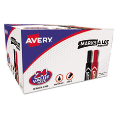 Avery® MARK A LOT® Regular Desk-Style Permanent Marker Thumbnail