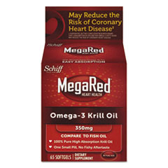 MegaRed® Omega-3 Krill Oil Softgel