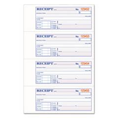 Adams® TOPS™ 3-Part Hardbound Receipt Book