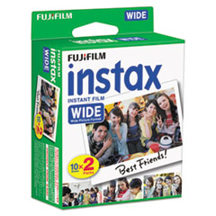 Fujifilm Instax Wide Film Twin Pack Thumbnail