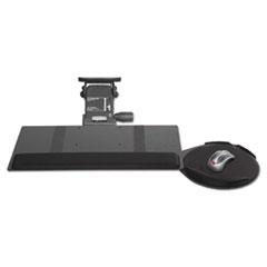 Kelly Computer Supply Leverless Lift N Lock Keyboard Tray, 19w x 10d, Black