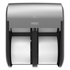 Georgia Pacific® Professional Compact® Quad® Vertical Four Roll Coreless Tissue Dispenser