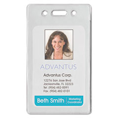 Advantus Proximity ID Badge Holders Thumbnail