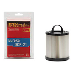 Sanitaire® DCF-21 Dust Cup Filter for Bagless Upright Vacuum Cleaners Thumbnail