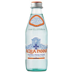 Acqua Panna® Natural Mineral Water, 250 mL Bottle, 24/Carton