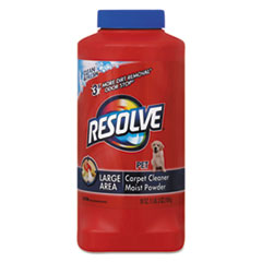 RESOLVE® Pet Carpet Cleaner Moist Powder