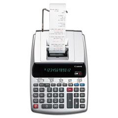 Canon® MP25DV 12-Digit Ribbon Printing Calculator, Black/Red Print, 4.3 Lines/Sec