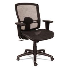 Alera® Etros Series Suspension Mesh Mid-Back Synchro Tilt Chair Thumbnail