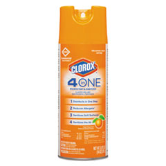 Clorox® 4 in One Disinfectant & Sanitizer