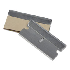 COSCO Jiffi-Cutter Utility Knife Blades, 100/Box