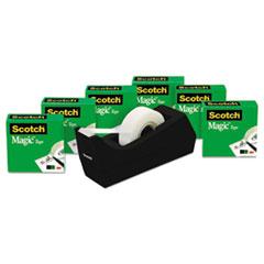 Scotch® Magic™ Tape Desktop Dispenser Value Pack Thumbnail