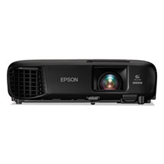 Epson® PowerLite 1286 Wireless 3LCD Projector, 3600 lm, 1920x1200 Pixels, Optical Zoom
