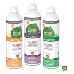 Seventh Generation® Disinfectant Aerosol Sprays