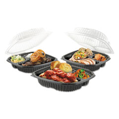 Anchor Packaging Culinary Classics® Microwavable Container with Tear-Away Lid