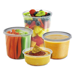 Anchor Packaging MicroLite® Deli Tub
