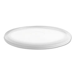 Anchor Packaging MicroLite Deli Tub Lid, Clear, Over-Cap Fit, Fits 8-32 oz Containers, 500/Carton