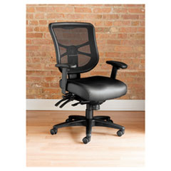 Alera® Elusion™ Series Mesh Mid-Back Multifunction Chair