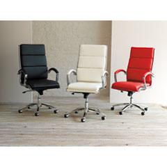 Alera® Neratoli® High-Back Slim Profile Chair