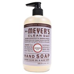 Mrs. Meyer's® Clean Day Liquid Hand Soap, Lavender, 12.5 oz, 6/Carton