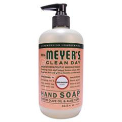 Mrs. Meyer's® Clean Day Liquid Hand Soap, Geranium, 12.5 oz