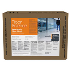 Diversey™ Floor Science Easy Apply Floor Finish, Ammonia Scent, 5 gal Box