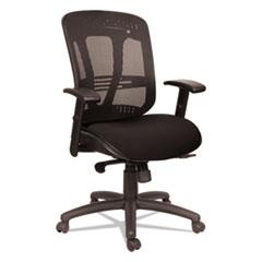 Alera® Eon Series Multifunction Mid-Back Cushioned Mesh Chair