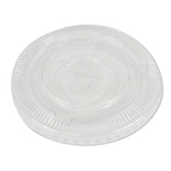 Boardwalk® PET Cold Cup Lids, Fits 16-24 oz Plastic Cups, Clear, 1000/Carton